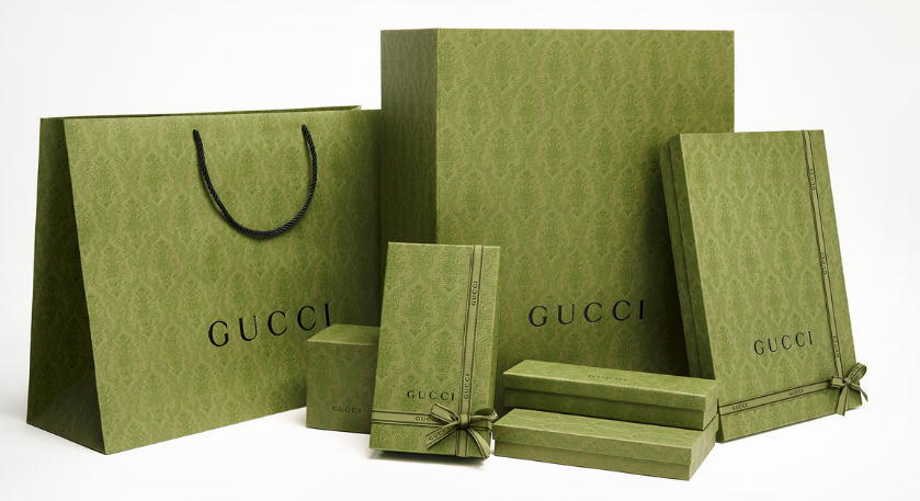 Gucci, Luxury Industry & Eco-Friendly Packaging