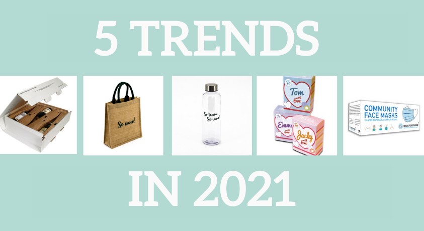 5 Trends for Packaging in 2021